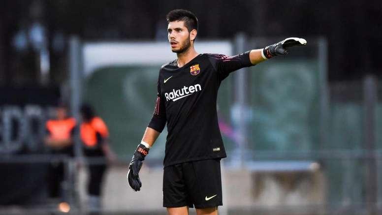 Sergi Puig no fue renovado. FCBarcelona