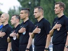 La felicitación que arrasa en las redes. HajdukSplit