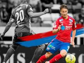 Savia nueva para el Bayern. HelsingborgsIF