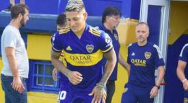 Gastón volvió a jugar. Captura/Instagram/Gastonavila.14