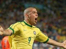 Quand l'Atlético aurait pu signer Ronaldo... AFP