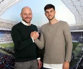 Grillitsch se incorporará al Hoffenheim el próximo verano. Hoffenheim