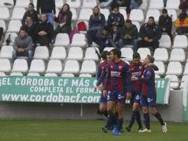 El Huesca logró una trabajada victoria. LaLiga