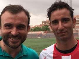 El Huracán ha firmado al mediapunta Alejandro Castro. HuracánCF