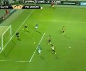 Impresionante error en la Copa Libertadores. FoxSports