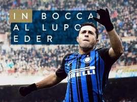 Eder quitte le club après deux saisons et demie. Inter