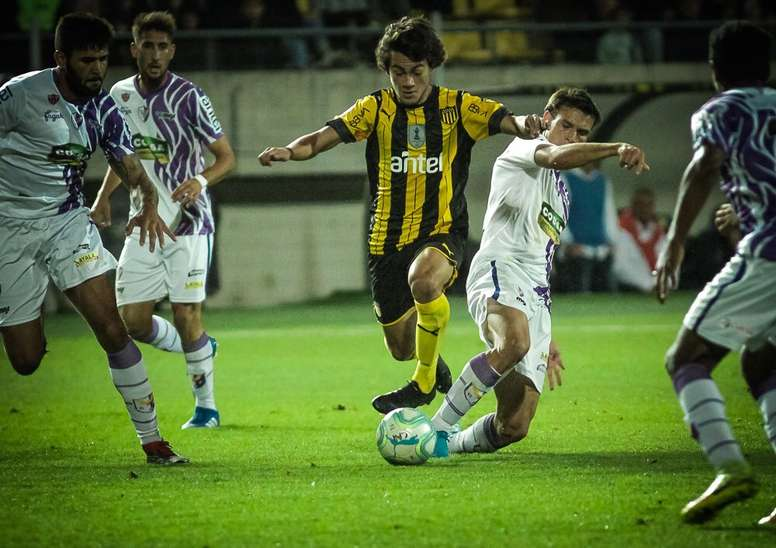 Pellistri interesa en España y en la MLS. Twitter/OficialCAP