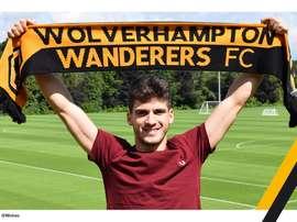 Rubén Vinagre is set to start for Wolves. Wolves