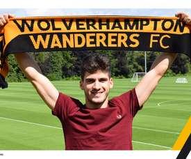 Rúben Vinagre ya es jugador del Wolverhampton de forma definitiva. Wolves