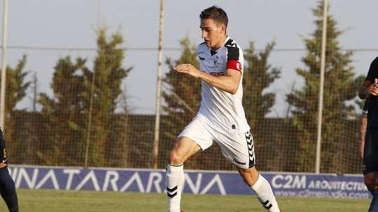Adri Gómez se fue del Albacete a Kazajistán en busca de minutos. Albacete