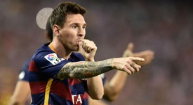 Leo Messi tiene su propio Top 10 de mejores jugadores mundiales. Twitter