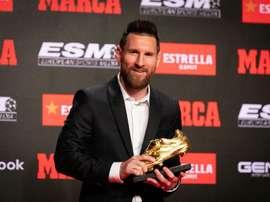 Les confidences de Messi. Twitter/FCBarcelona