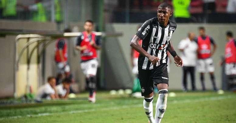 Emerson llega a Sevilla este viernes. AtléticoMineiro