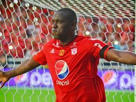 Martínez Borja volvió a marcar. AméricadeCali