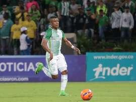 El 'verdolaga' sigue insistiendo en mejorar la plantilla para el Clausura de Colombia. Nacional