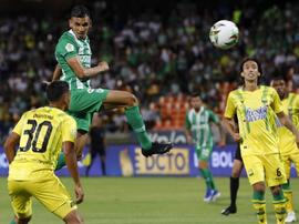 Atlético Bucaramanga pone sus ojos en los puestos de 'Liguilla'. AtleticoNacional