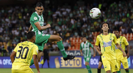 Nacional no pasó del empate ante Bucaramanga. AtleticoNacional