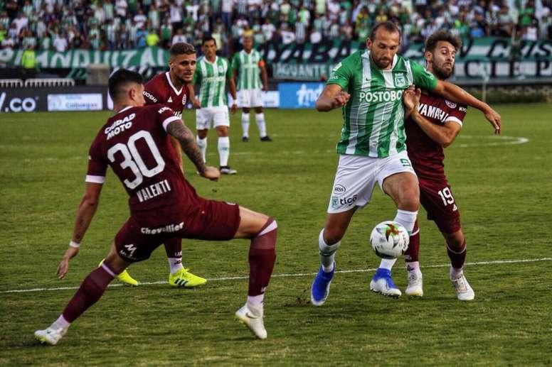 Nacional se impuso en el debut de Osorio. AtleticoNacional
