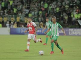 Nacional confirmó la lesión de Lucumí. AtleticoNacional