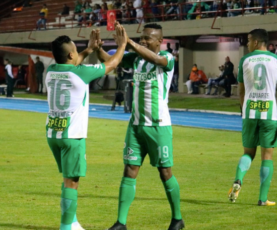 La vida mejora sin Dayro Moreno. AtleticoNacional