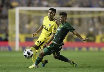 Boca perdió por la mínima en La Bombonera. Boca
