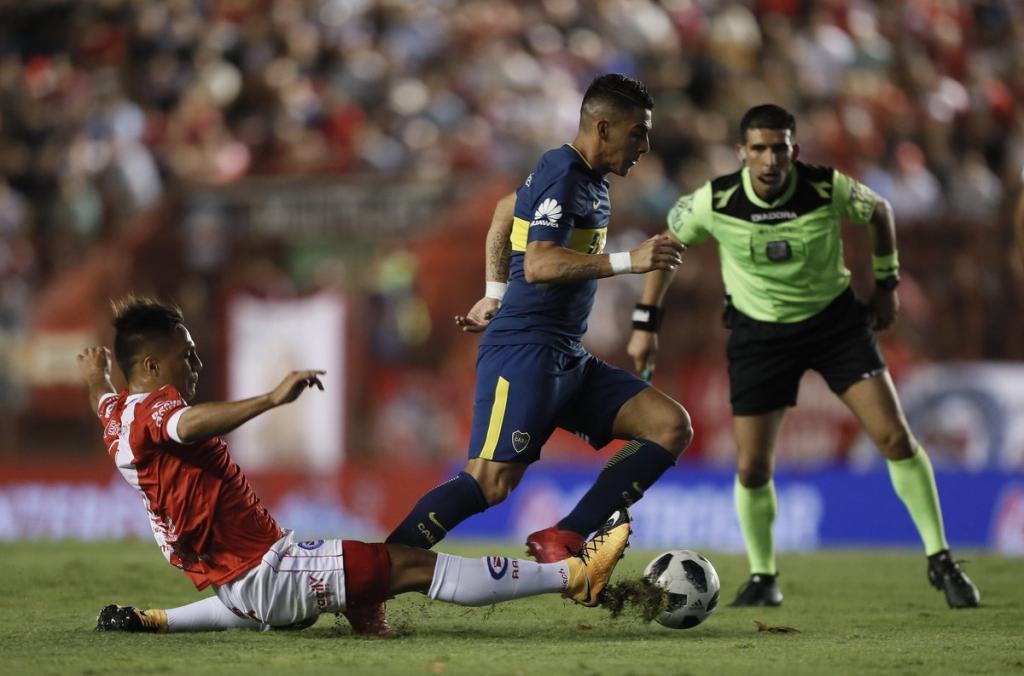 Boca quiere extender la ventaja en la cima ante Argentinos