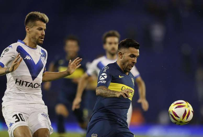 Boca Juniors jugará las semifinales de la Copa de la Superliga. Boca