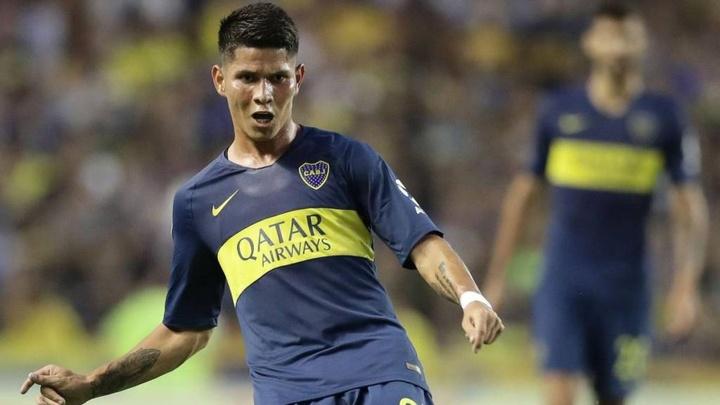Athletico Paranaense realizó una oferta por Campuzano. AFP