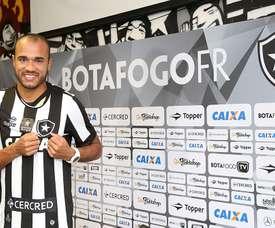 Roger no necesitará quimioterapia. Botafogo