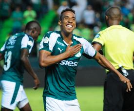 Mosquera participó en la goleada. DeportivoCali