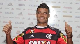 Éderson se recupera en un hospital brasileño. Flamengo