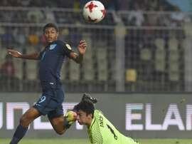 Dur récit pour ce jeune joueur. AFP