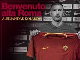 Roma confirma Kolarov. ASRoma