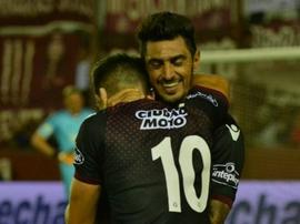 Lanús venció a Sporting Cristal por 4-2. Lanús