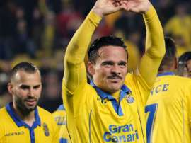 Swansea City reach agreement to sign Roque Mesa. LasPalmas