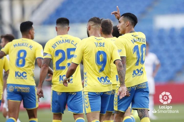 Las Palmas venció 1-0 al Panadería Pulido. LaLiga