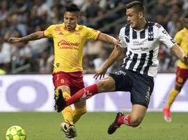 Morelia se levó el triunfo en el campeonato mexicano. EFE