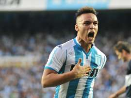 Inter close on €27m Martinez deal. Racing