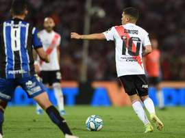 Ponzio y Quintero regresaron. RiverPlate