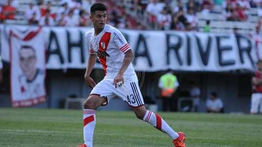 Palacios ya ha sido sondeado por el Madrid. CARiverPlate