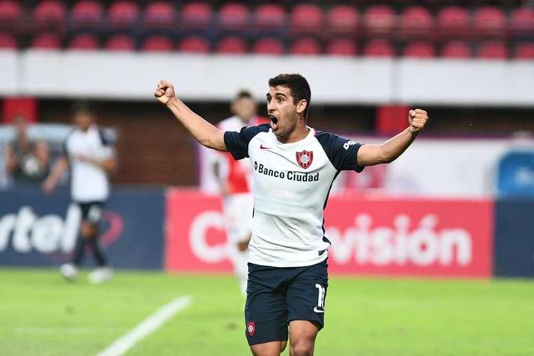 San Lorenzo ganó el amistoso ante Argentinos Juniors. SanLorenzo