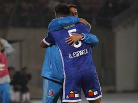 El encuentro entre ambos conjuntos se lo llevó Universidad de Chile. UniversidaddeChile