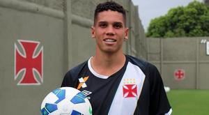 Paulinho mejora los registros de Neymar en Santos. Twitter/VascodaGama