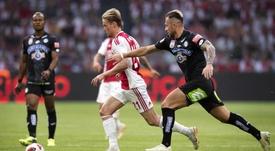 Frenkie De Jong is wanted by Europe's best. EFE