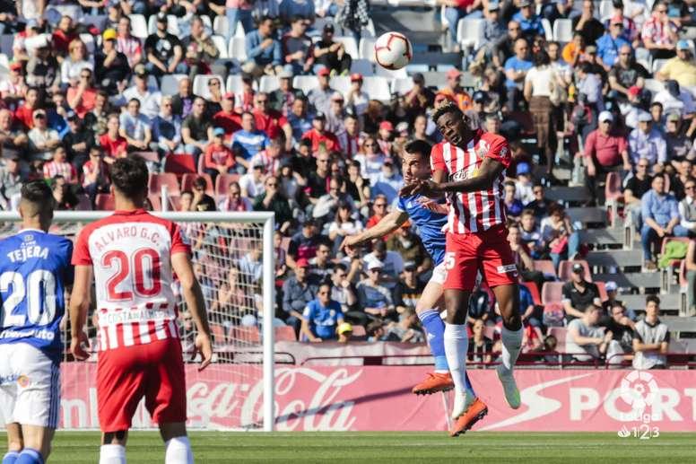 Almería y Oviedo tendrán que enfrentarse. LaLiga