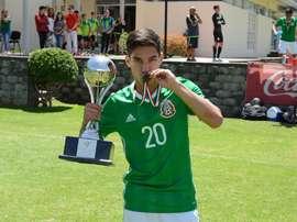 Diego Lainez, le prodige du football mexicain de demain. DiegoLainez