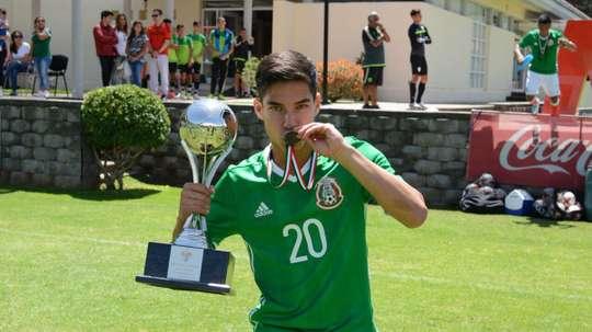 Diego Lainez es una de las perlas de México. DiegoLainez