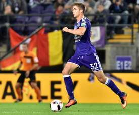 Le défenseur belge jouera contre les 'Bleus' mardi en demi-finale du Mondial. RSCAnderlecht