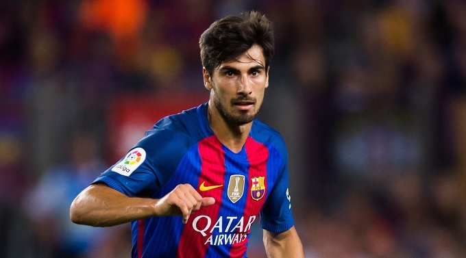 André Gomes devrait rester au Barça. EFE