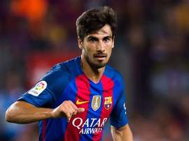 West Ham want Andre Gomes on Loan. EFE